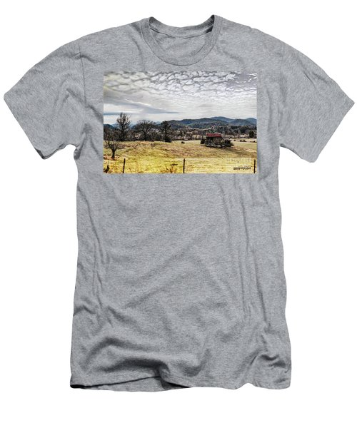 Off The Beaten Path II Men's T-Shirt (Athletic Fit)