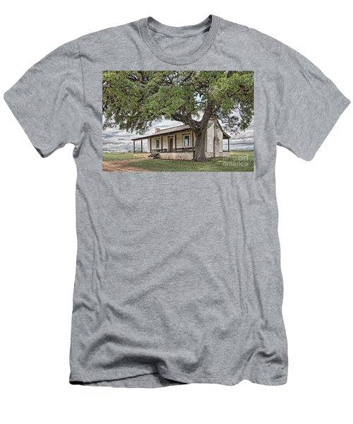 Officer's Quarters Men's T-Shirt (Athletic Fit)