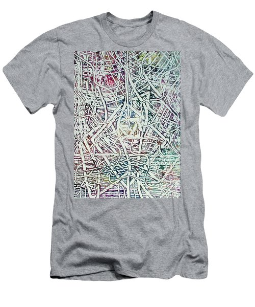 24-offspring While I Was On The Path To Perfection 24 Men's T-Shirt (Athletic Fit)