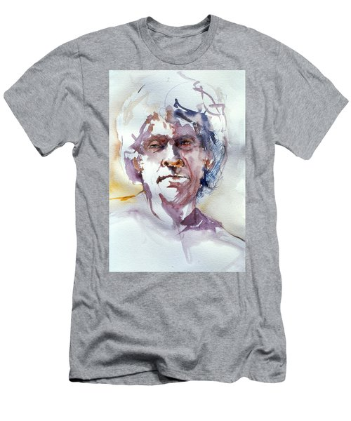 Ogden Head Study 1 Men's T-Shirt (Athletic Fit)
