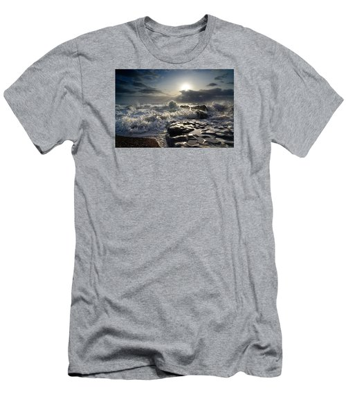 Ogmore By Sea Men's T-Shirt (Athletic Fit)