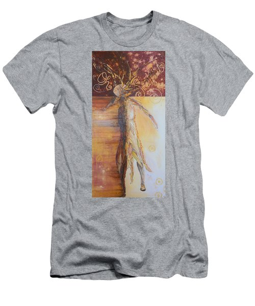 Oh Sweetheart Men's T-Shirt (Slim Fit) by Theresa Marie Johnson