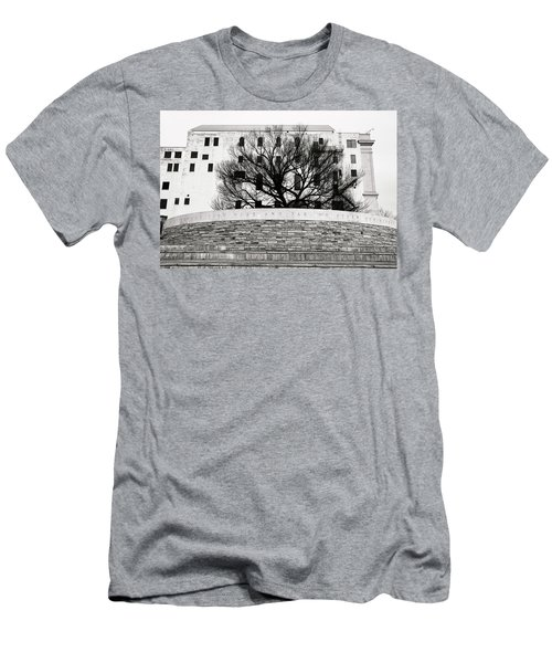Oklahoma City Memorial 5 Men's T-Shirt (Athletic Fit)