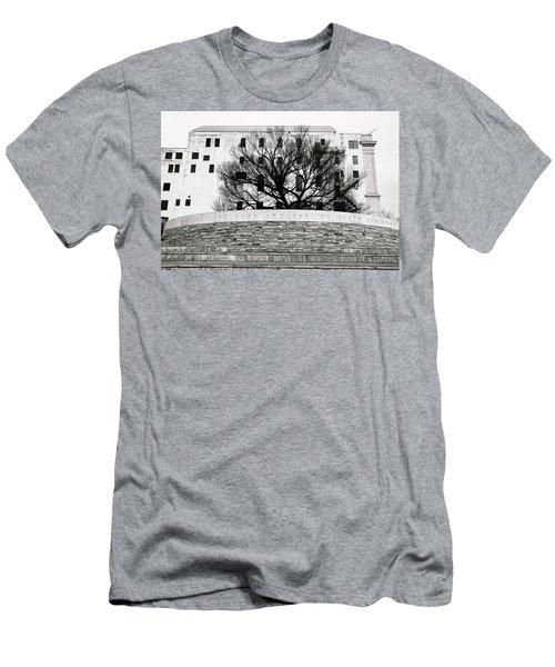Oklahoma City Memorial 5 Men's T-Shirt (Athletic Fit)