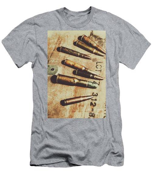 Old Ammunition Men's T-Shirt (Athletic Fit)