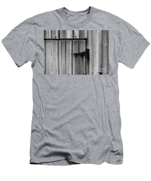 Old Barn Door Men's T-Shirt (Athletic Fit)