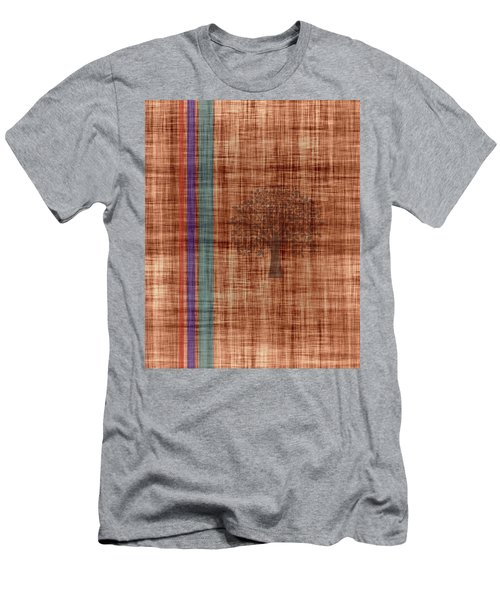 Old Fabric Men's T-Shirt (Slim Fit) by Thomas M Pikolin