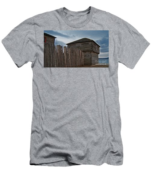 Old Fort Madison Men's T-Shirt (Athletic Fit)