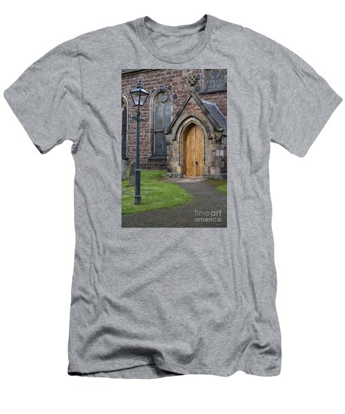 Old High Church - Inverness Men's T-Shirt (Athletic Fit)