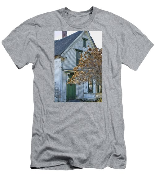 Old Home Men's T-Shirt (Slim Fit) by Alana Ranney