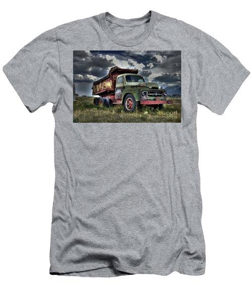 Old International #2 Men's T-Shirt (Athletic Fit)