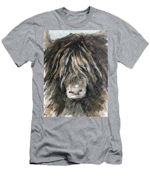 Old Soul  Men's T-Shirt (Athletic Fit)