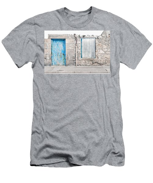 Old Stone Cottage Men's T-Shirt (Athletic Fit)