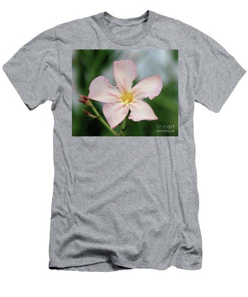 Oleander Agnes Campbell  Men's T-Shirt (Athletic Fit)