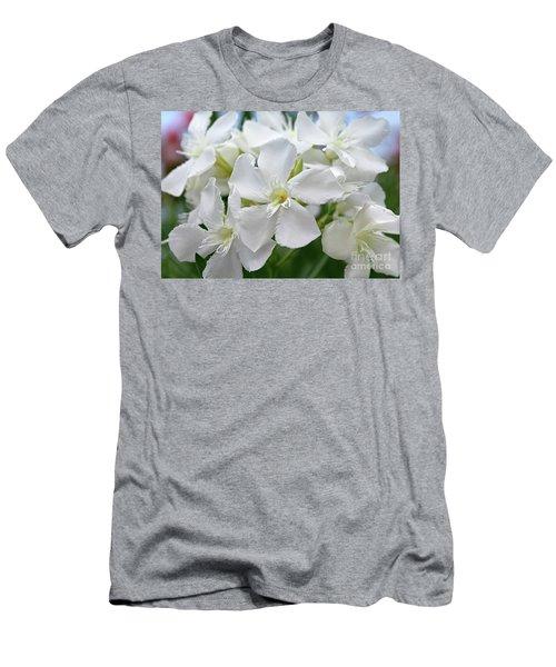 Oleander Ed Barr 3 Men's T-Shirt (Athletic Fit)