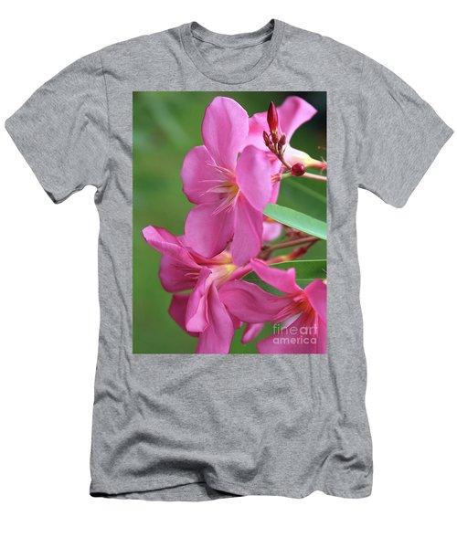 Oleander Maresciallo Graziani 2 Men's T-Shirt (Athletic Fit)