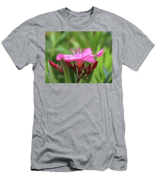 Oleander Professor Parlatore 1 Men's T-Shirt (Athletic Fit)