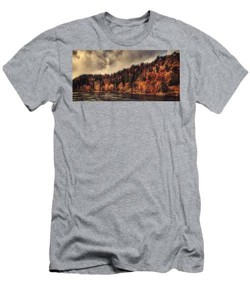 Olidan Men's T-Shirt (Athletic Fit)