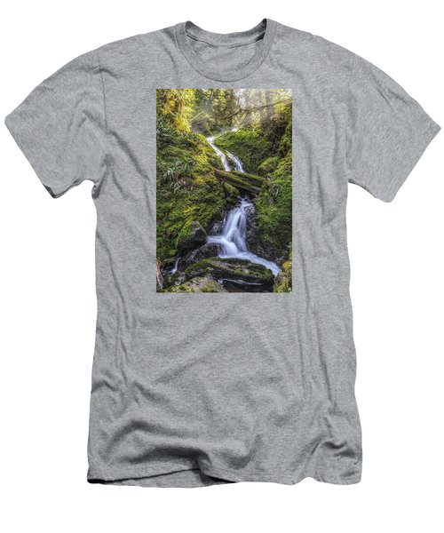 Olympic Gold Men's T-Shirt (Slim Fit)