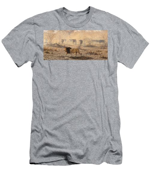 On Patrol Men's T-Shirt (Athletic Fit)