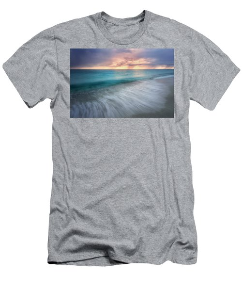 On The Horizon  Men's T-Shirt (Slim Fit) by Nicki Frates