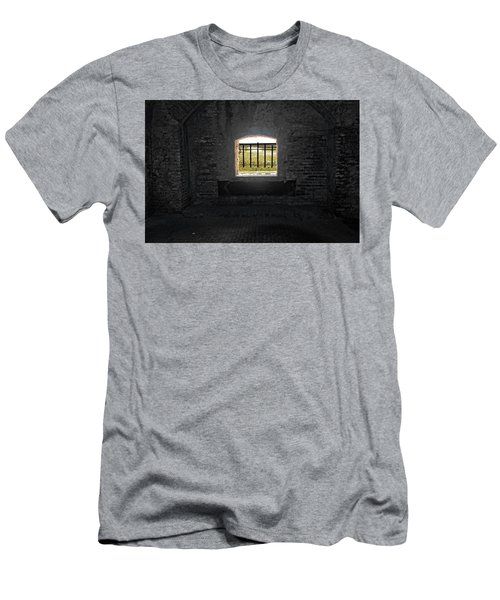 On The Inside Looking Out Men's T-Shirt (Athletic Fit)
