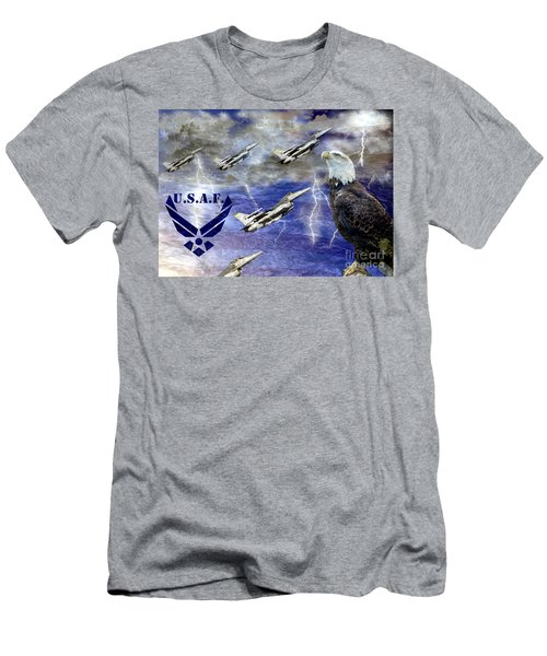 On The Rise Two Men's T-Shirt (Athletic Fit)