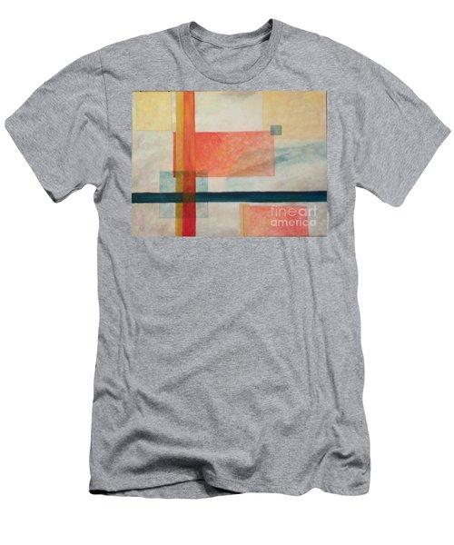 Transparencies Men's T-Shirt (Athletic Fit)