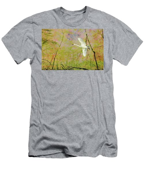 On The Wing Men's T-Shirt (Athletic Fit)