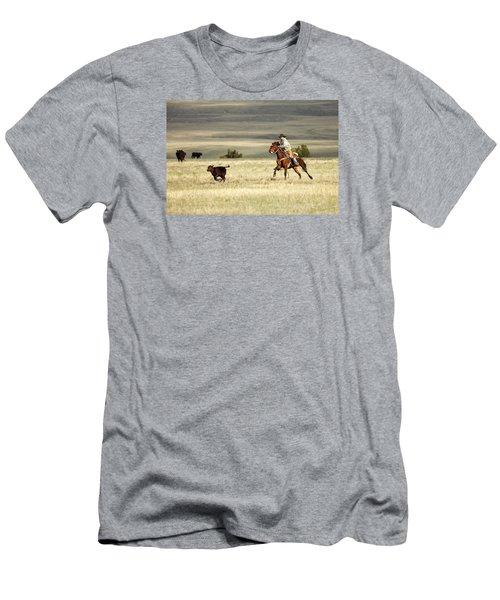 One Got Away Men's T-Shirt (Athletic Fit)