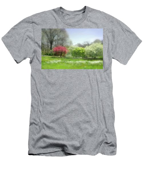 Men's T-Shirt (Slim Fit) featuring the photograph One Love by Diana Angstadt
