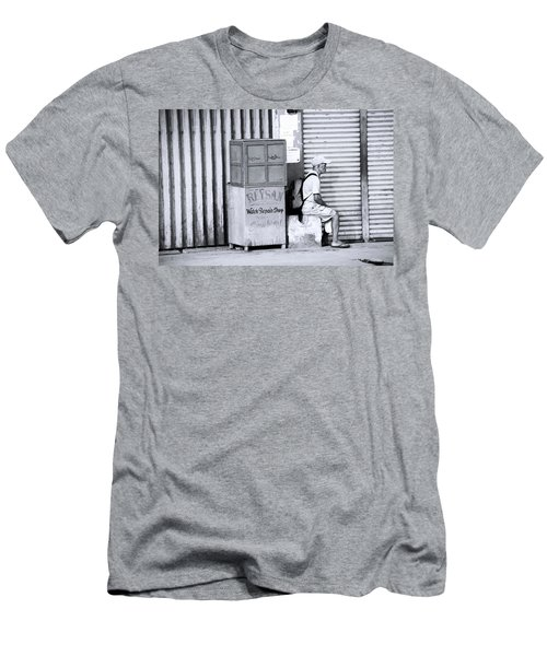 One Of 1000's Of Lonely Souls Men's T-Shirt (Slim Fit) by Jez C Self