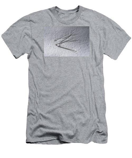 One Small Leap Men's T-Shirt (Athletic Fit)
