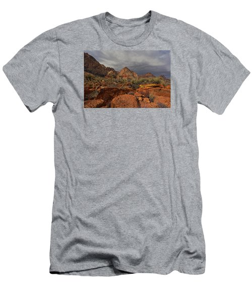Only Close Men's T-Shirt (Slim Fit) by Mark Ross