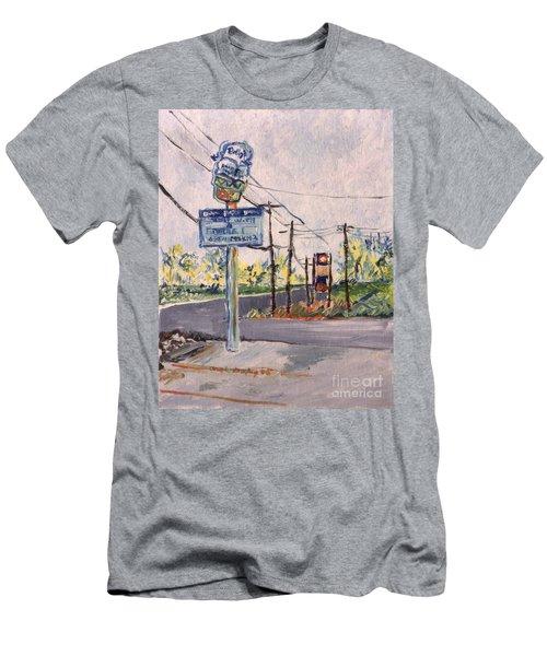 Open March 3 Men's T-Shirt (Athletic Fit)