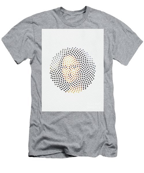Optical Illusions - Famous Work Of Art 1 Men's T-Shirt (Slim Fit) by Klara Acel