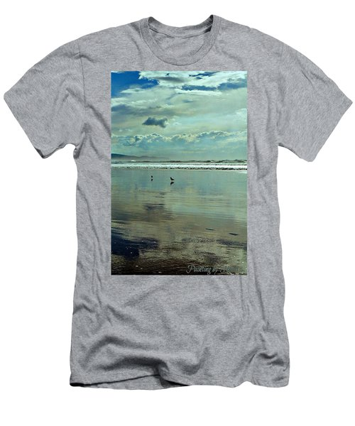 Oregon Coast 6 Men's T-Shirt (Athletic Fit)
