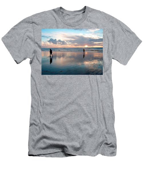 Oregon Coast 7 Men's T-Shirt (Athletic Fit)