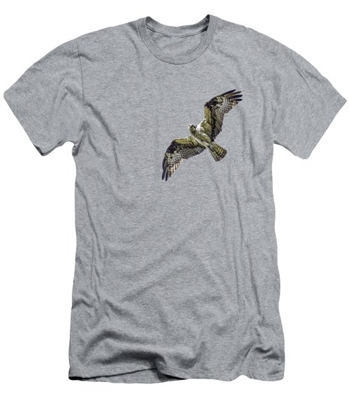 Osprey Overhead Men's T-Shirt (Slim Fit) by Nick Collins