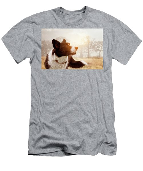 Out And About Men's T-Shirt (Athletic Fit)