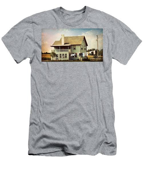 Out To Dry Men's T-Shirt (Athletic Fit)