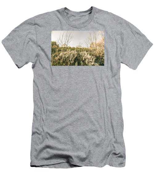 Overgrown English Garden Men's T-Shirt (Athletic Fit)