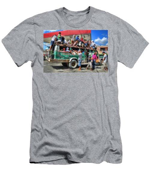 Overload Men's T-Shirt (Athletic Fit)