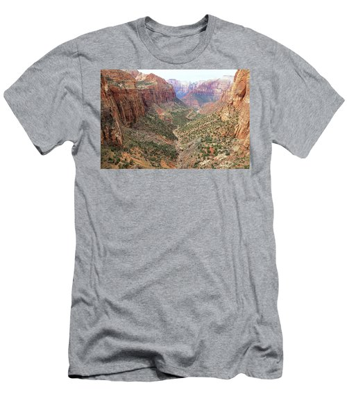 Overlook Canyon Men's T-Shirt (Athletic Fit)