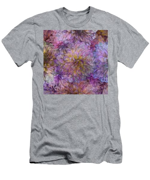 Overwhelming Fragrance Men's T-Shirt (Athletic Fit)
