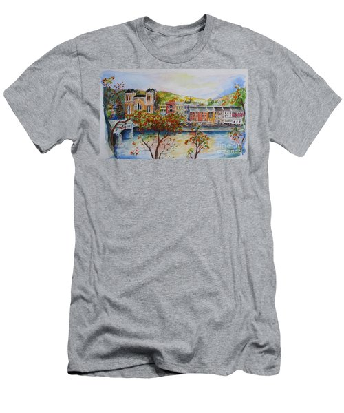 Owego Men's T-Shirt (Athletic Fit)
