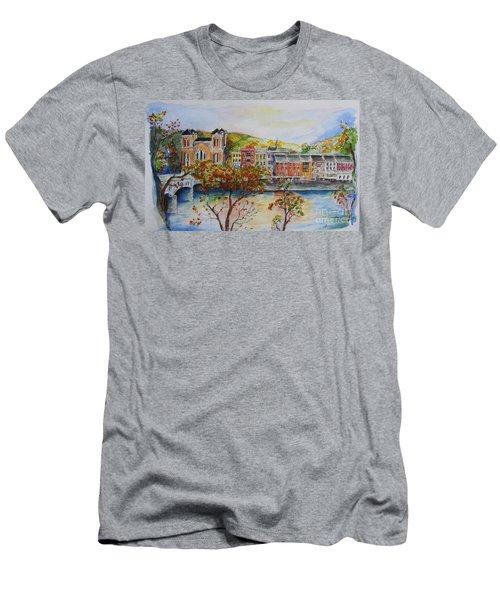 Owego Men's T-Shirt (Athletic Fit)