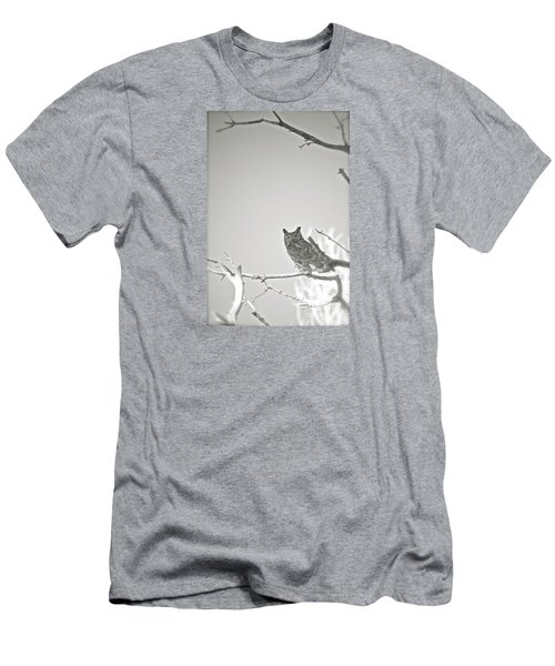 Owl Be Seeing You Men's T-Shirt (Athletic Fit)