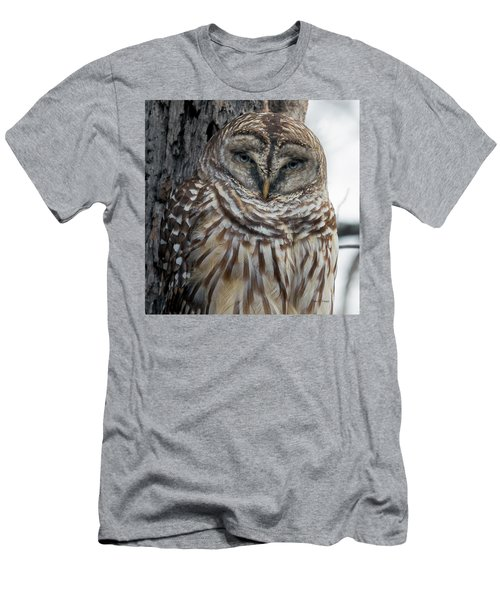 Owl See You Soon Men's T-Shirt (Athletic Fit)