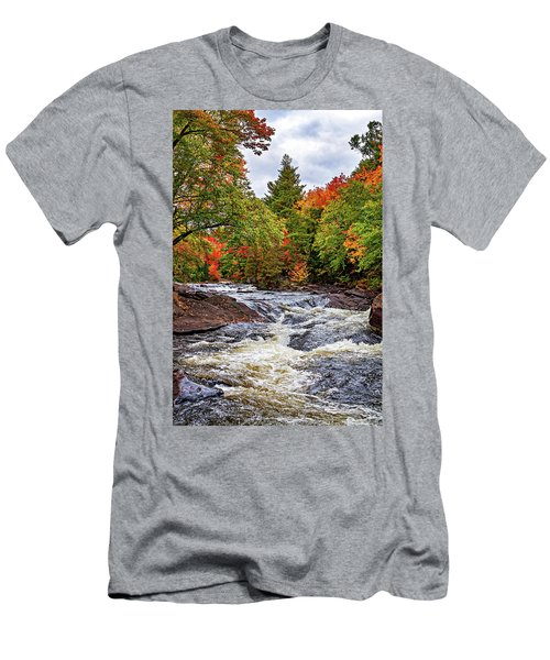Oxtongue River 7 Men's T-Shirt (Athletic Fit)